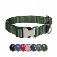 Trixie Premium Collar L-XL ошейник для собак с металлической застежкой 45-70см х 25мм