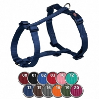 Trixie Premium H-Harness L шлея-восьмерка для собак 60-87см х 25мм