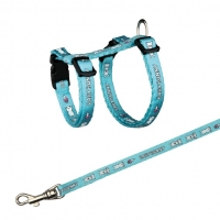Trixie Harness with Leash for Small Rabbits шлейка с поводком для крольчат (6265)