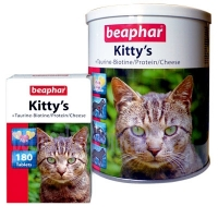 BEAPHAR Kitty's Mix комплекс витаминов для кошек, 750т